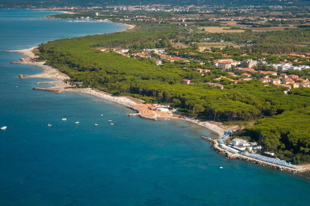 Costa degli Etruschi - Poggio All'Agnello Sport and Active holiday