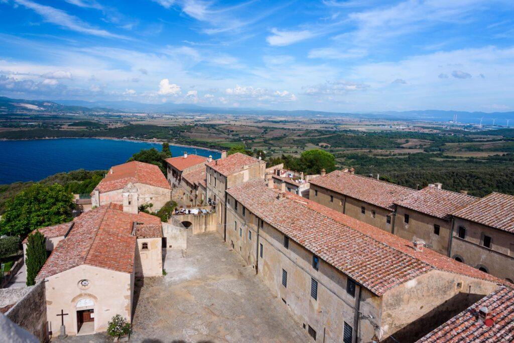 Populonia - Poggio All'Agnello Sport and Active holiday
