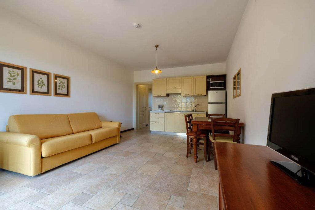 Appartamenti per vacanze in famiglia in Toscana - Poggio All'Agnello
