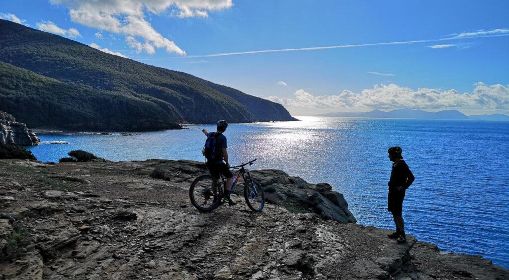 Poggio All'Agnello - MTB Itinerari Mountain Bike Toscana